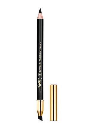 Main View - Click To Enlarge - YSL Beauté - Dessin du Regard Crayon Yeux Haute Tenue - 01 Black