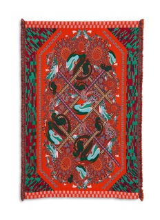 Kustaa Saksi In The Fish Trap limited edition tapestry