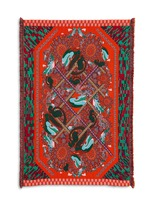 In The Fish Trap limited edition tapestry