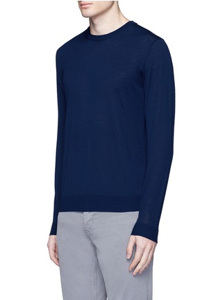Front View - Click To Enlarge - Altea - Virgin wool sweater