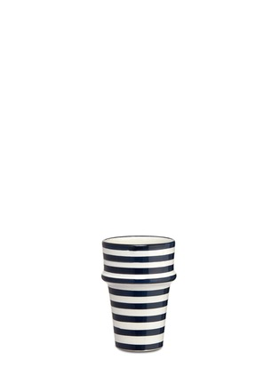 Main View - Click To Enlarge - CHABI CHIC - Stripe cup