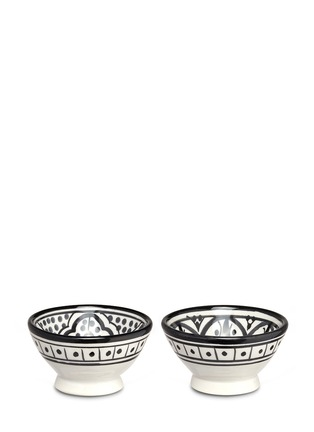 Main View - Click To Enlarge - CHABI CHIC - Zwak mini bowl set