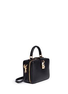 Dolce & Gabbana'Dolce Soft' drummed calfskin leather bag