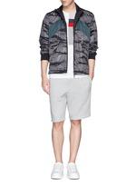 'Gauguin' camouflage reversible jacket