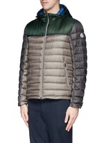 'Arsenal' hooded down jacket