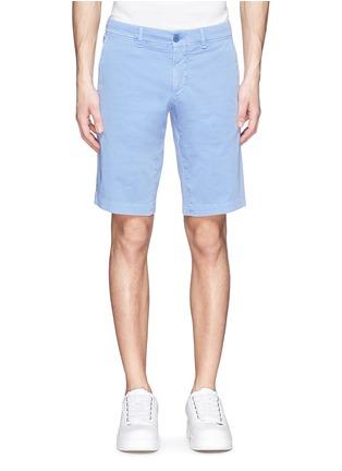 首图 - 点击放大 - MONCLER - 纯色休闲短裤