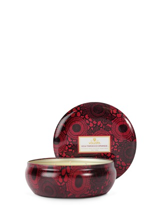 VOLUSPA - Japonica Goji Tarocco Orange 3-wick scented candle 90g