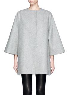 MSGMWool felt coat