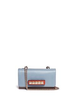VALENTINO'Rockstud Va Va Voom' Italian Pop leather shoulder bag
