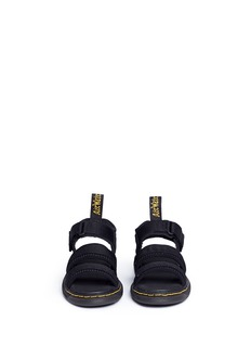 Dr. Martens 'Zachary J' neoprene strappy kids sandals