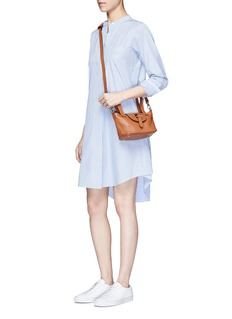 Meli Melo'Thela Micro Mini' leather crossbody bag