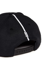 'Nike Air 92 True' embroidered logo patch cap