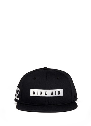 Nike - 'Nike Air 92 True' embroidered logo patch cap