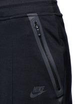 'Sportswear Tech Fleece' capri sweatpants