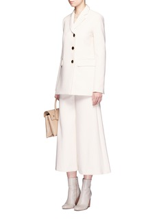 Theory'Henriet' crepe culottes