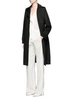 Theory'Oaklane' belted wool-cashmere coat