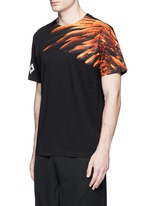 'Lonquimay' wing print T-shirt
