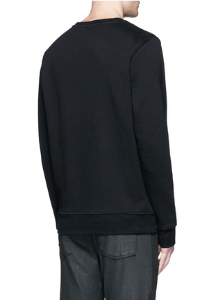 Back View - Click To Enlarge - Marcelo Burlon - 'Quebradas' animal print sweatshirt