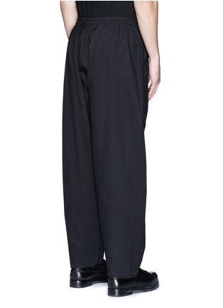 背面 - 点击放大 - MARCELO BURLON - ANTISANA品牌标志刺绣休闲裤