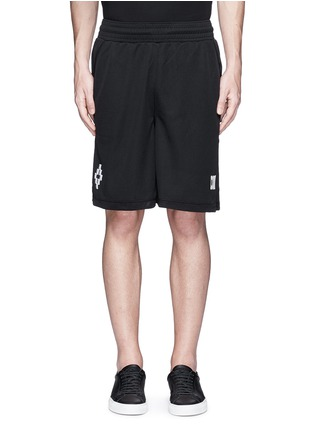Main View - Click To Enlarge - Marcelo Burlon - 'Sajama' sports mesh shorts