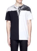 Lagunas Bravas' wing print T-shirt