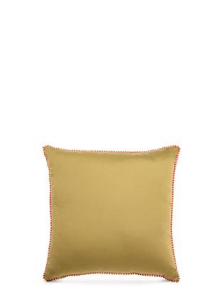 Etro-Zanzibar Dominca paisley print cushion