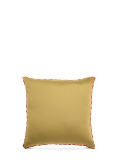 EtroZanzibar Dominca paisley print cushion