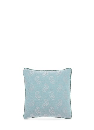 Main View - Click To Enlarge - Etro - Chambord Clisson paisley jacquard cushion