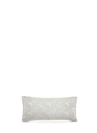 Main View - Click To Enlarge - Etro - Zanzibar Grenada paisley jacquard long cushion