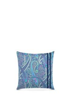 EtroCali Caycedo paisley print cushion