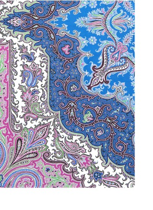 Detail View - Click To Enlarge - Etro - Cali Pereira paisley print king size duvet set