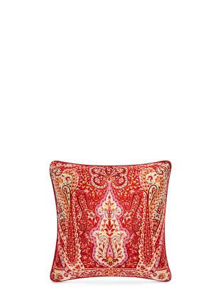 Main View - Click To Enlarge - Etro - Lindsey Avon paisley print cushion
