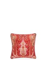 Lindsey Avon paisley print cushion