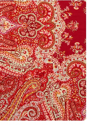 Detail View - Click To Enlarge - Etro - Lindsey Avon paisley print king size duvet set