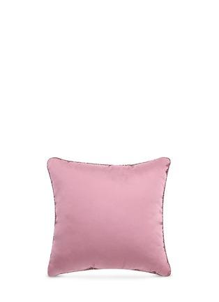 - Etro - Zanzibar Brunei paisley print cushion