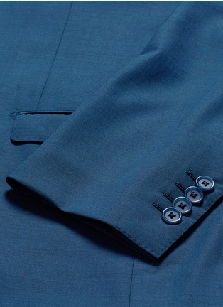 - DOLCE & GABBANA - 纯色羊毛连马甲西服套装