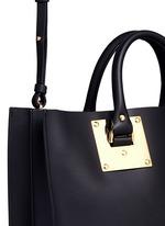 E/W Albion' soft leather satchel