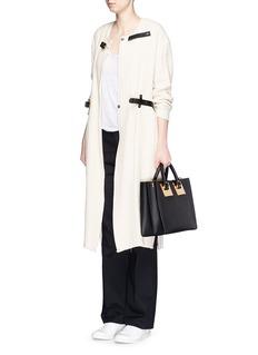 SOPHIE HULME'E/W Albion' soft leather satchel