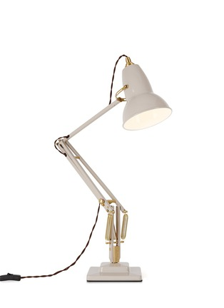Main View - Click To Enlarge - Anglepoise - Original 1227 165th anniversary edition brass desk lamp