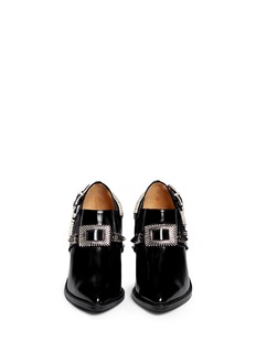 TOGA ARCHIVES Buckle harness leather booties