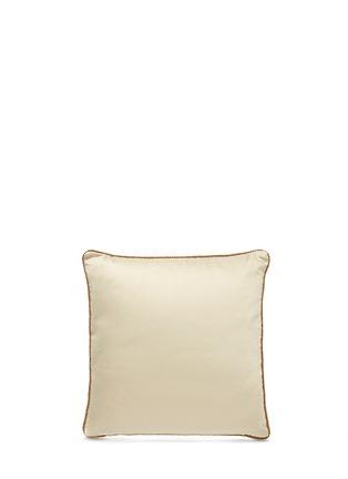 - Etro - Leicester Keyham paisley print sateen cushion