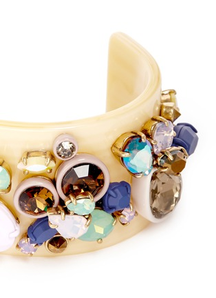 Detail View - Click To Enlarge - J.CREW - Crystal cuff bracelet