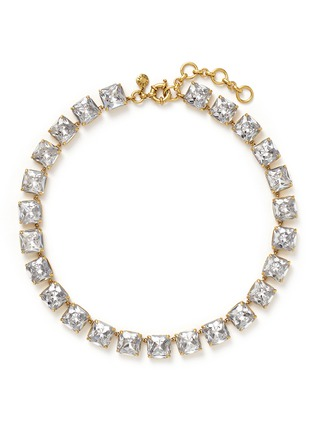 Main View - Click To Enlarge - J.CREW - Crystal cube necklace