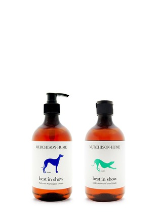 Murchison-Hume - Best in Show dog shampoo and conditioner set