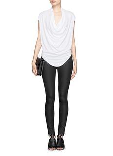 HELMUT LANGCowl neck T-shirt