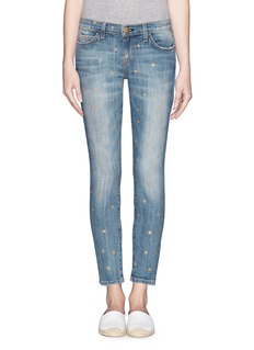CURRENT/ELLIOTT The Stiletto stars jeans
