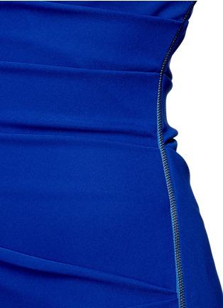 Detail View - Click To Enlarge - PREEN BY THORNTON BREGAZZI - 'Paradine' satin bodycon dress