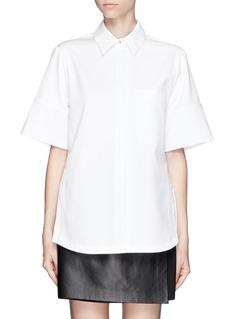 PROENZA SCHOULERCotton boxy shirt