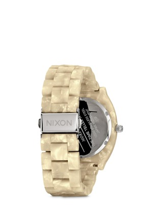 Figure View - Click To Enlarge - Nixon - Time Teller Acetate analog watch