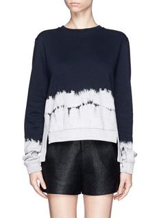 STELLA MCCARTNEYTie dye sweatshirt
